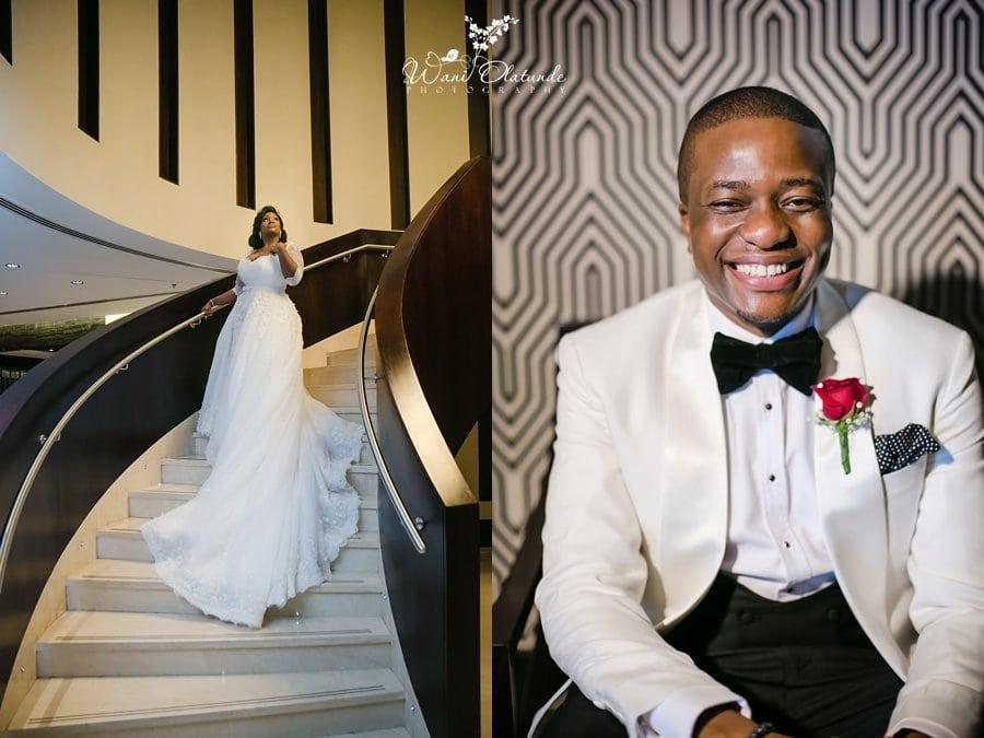 toolz wedding dress wani olatunde