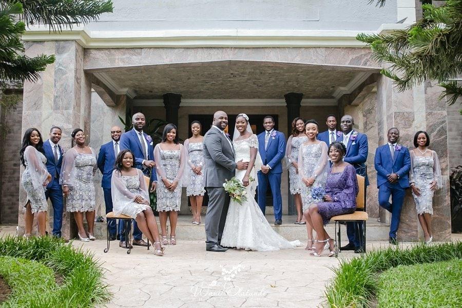 wedding party clear essence ikoyi