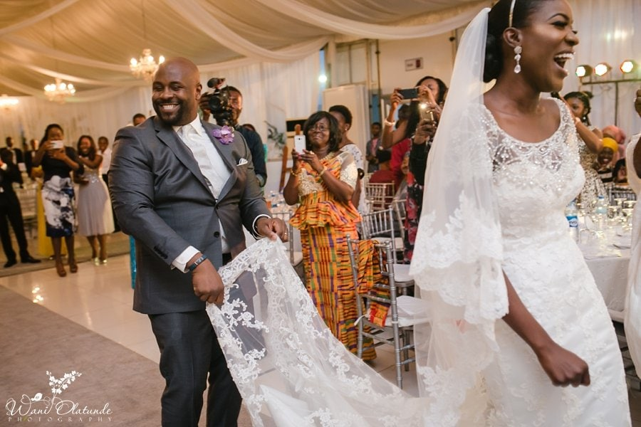 couple dancing in wedding at d venue marquee lagos