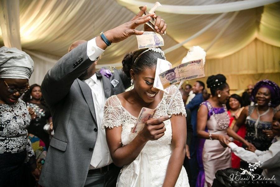 bride groom dancing d venue marquee lagos wani olatunde