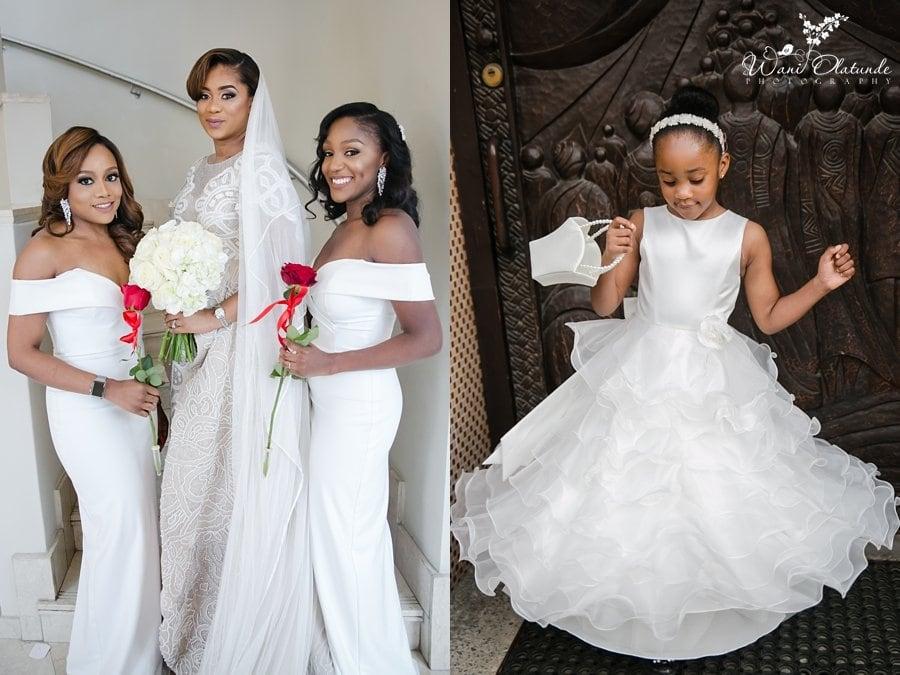 peridot bridesmaids wani olatunde