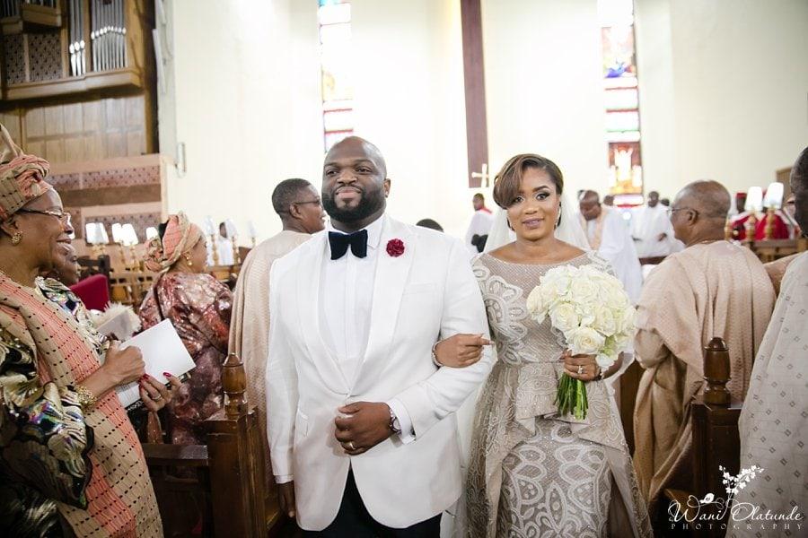our saviours church wedding tbs wani olatunde