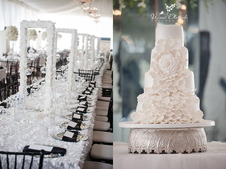 yvent kouture wedding decor wani olatunde
