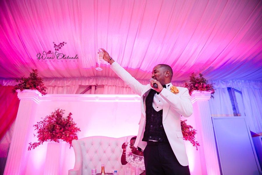 groom toast d venue lagos wedding wani olatunde