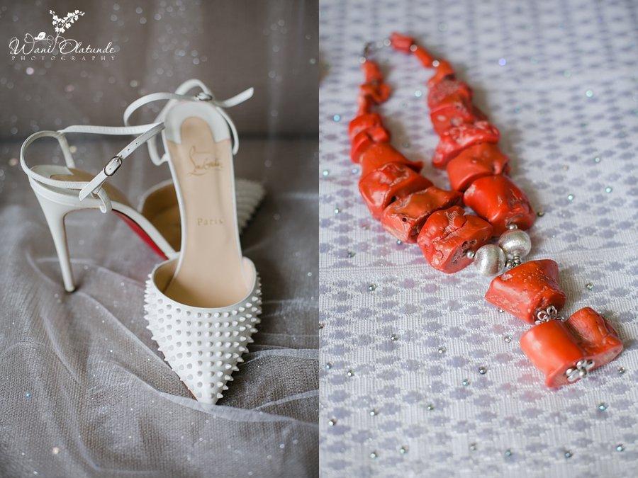 loubotain wedding shoes wani olatunde
