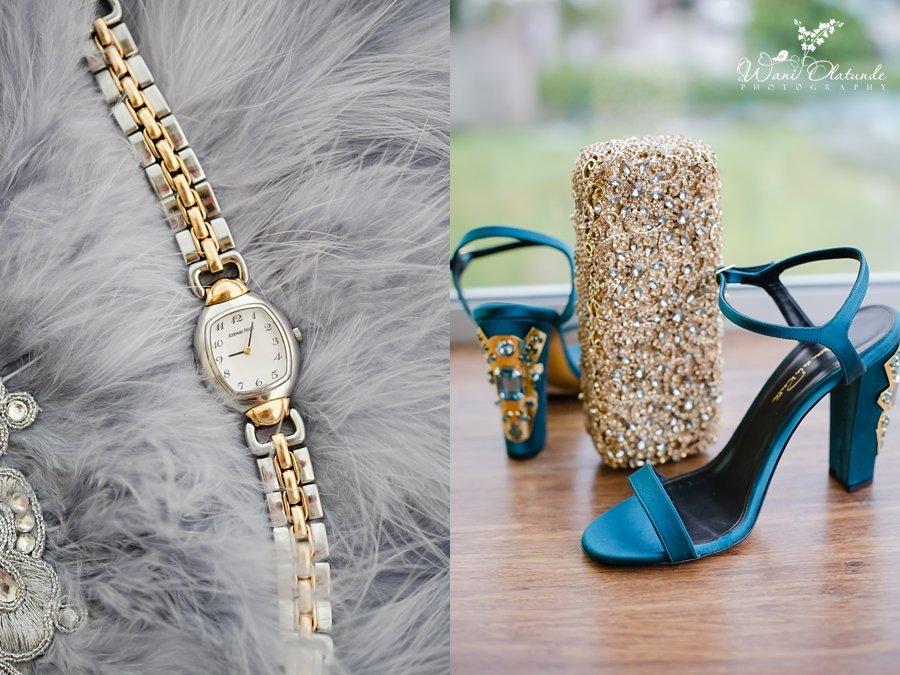 oscar de la renta wedding shoes wani olatunde