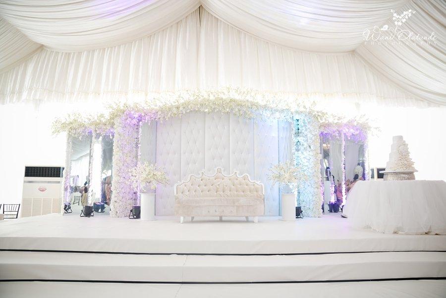 dvenue wedding marquee centre oniru wani olatunde
