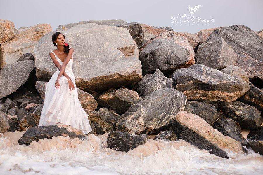 yemi oshoyemi bridal dress photoshoot wani olatunde