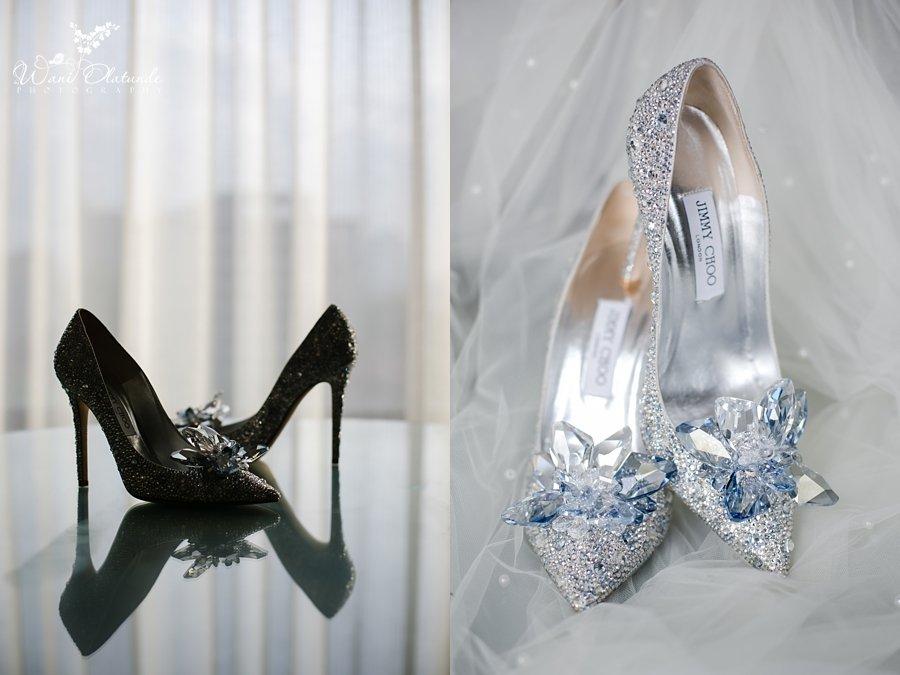 jimmy choo wedding shoes wani olatunde