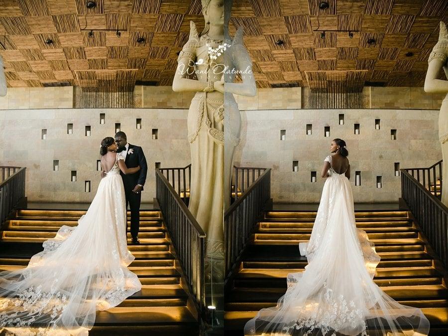 berta bridal bride mai atafo groom shiro pictures lagos wedding wani olatunde
