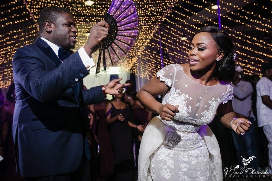 oaken event landmark oniru wedding wani olatunde