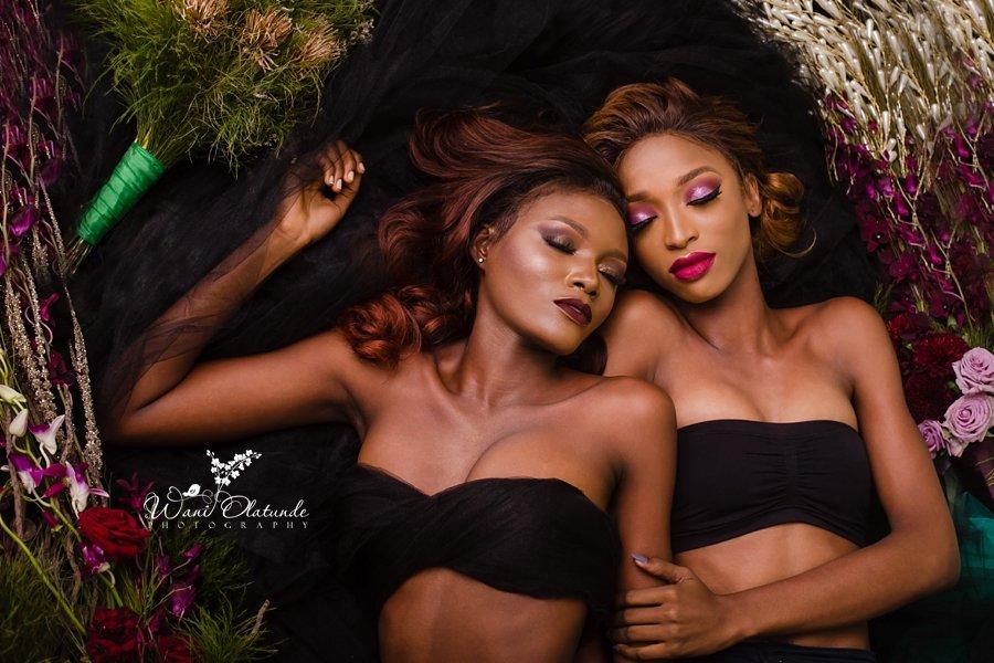 beauty portraits lagos wani olatunde