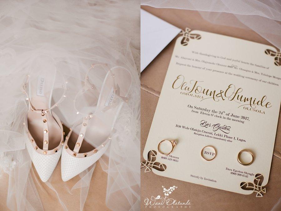 creative accents wedding invitation lagos wani olatunde