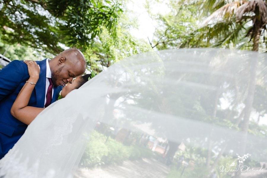 bics garden bride groom lagos wani olatunde