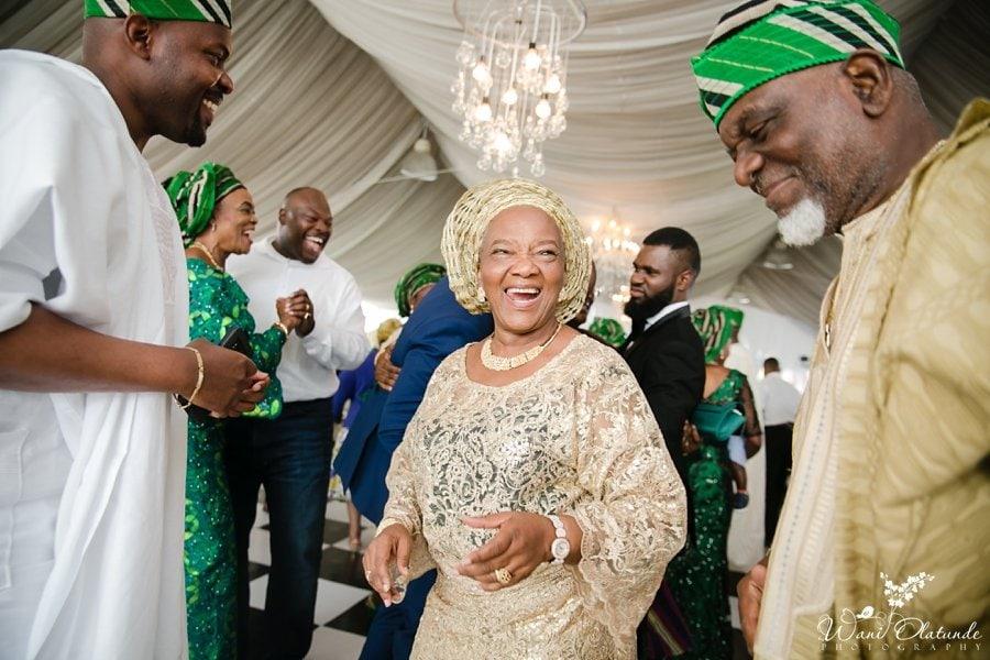 mother son wedding dance lagos wedding wani olatunde