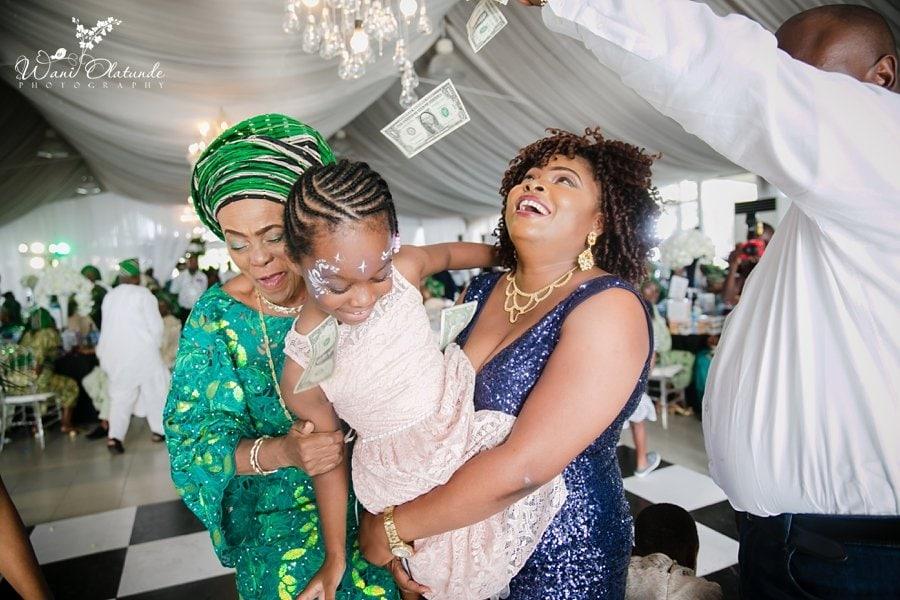wedding games guests fun wani olatunde å