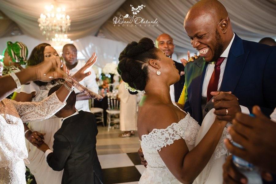 bics garden couple wedding lagos wani olatunde