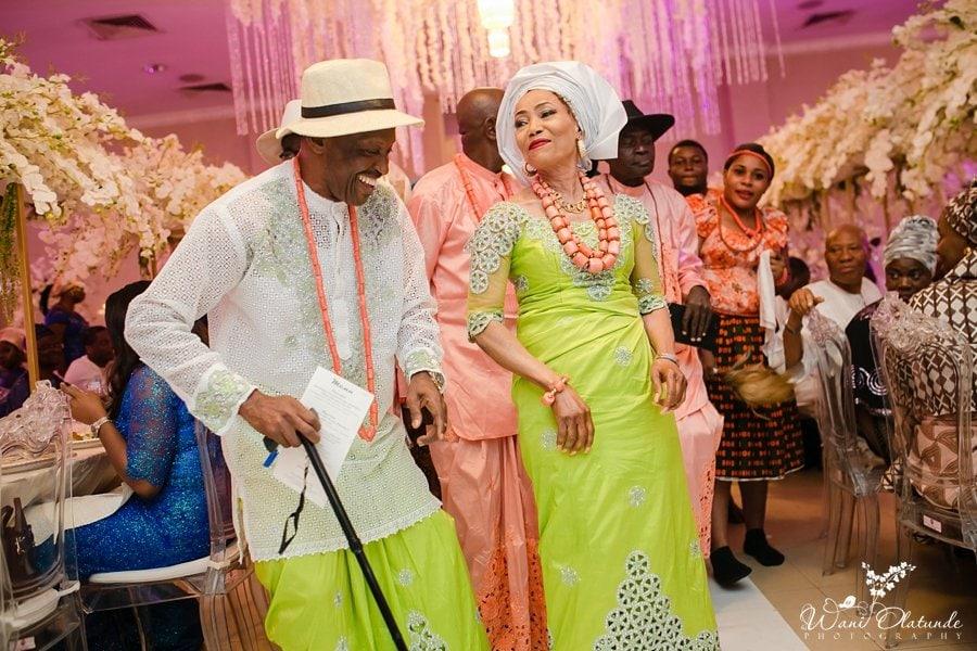 urhobo traditional wedding civic centre lagos wani olatunde