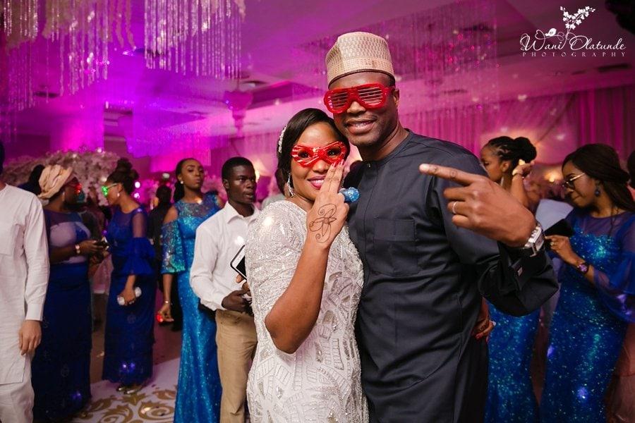 luxury wedding civic centre lagos wani olatunde