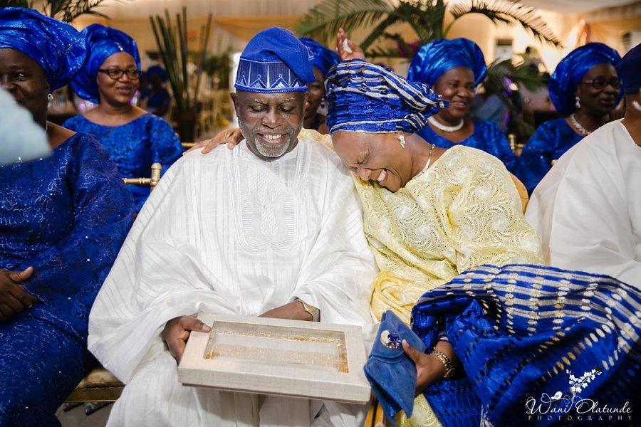 yoruba wedding lagos havilah wani olatunde