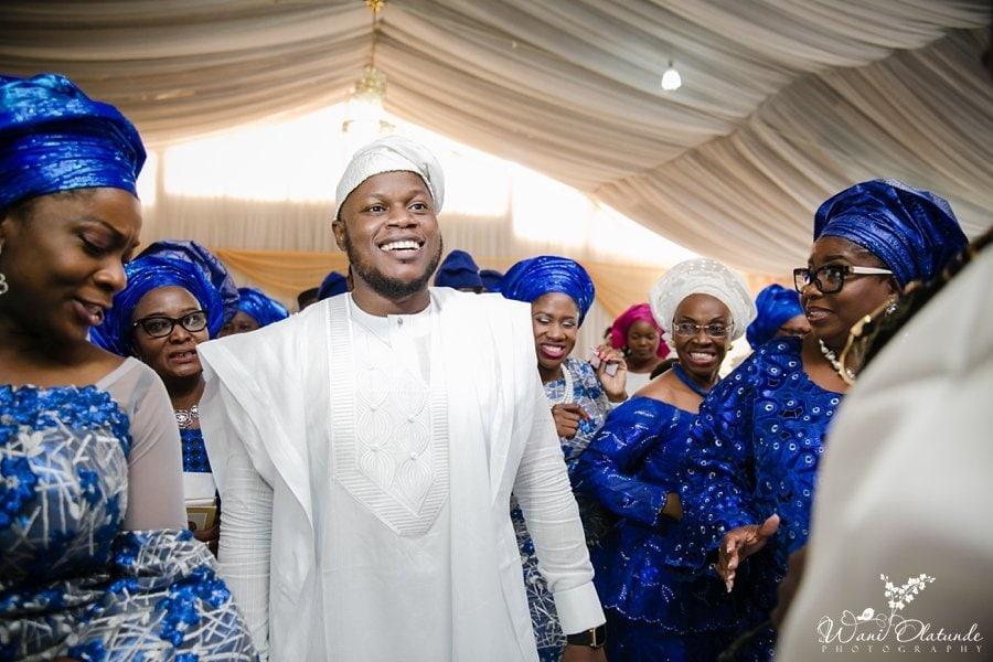 yoruba groom havilah dancing wani olatunde