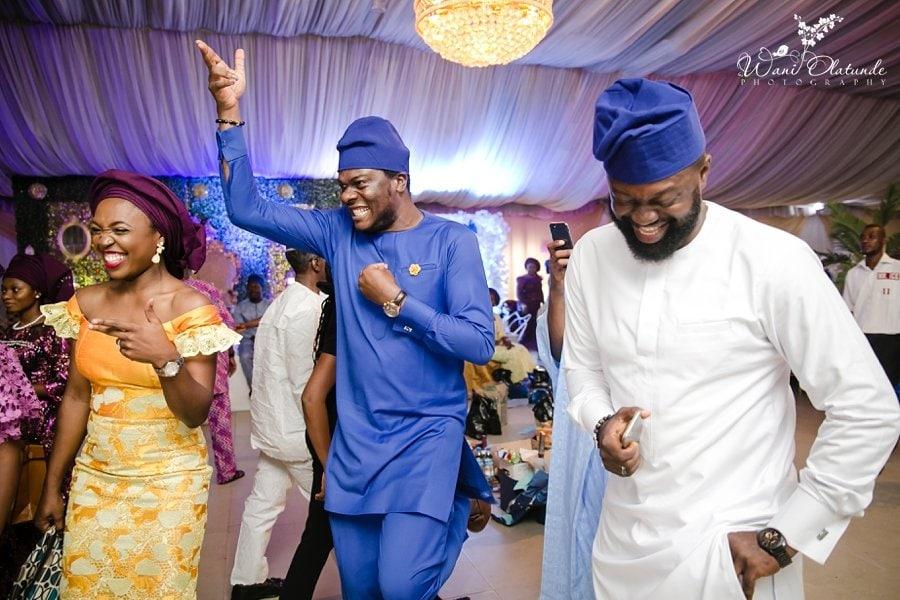 guests dancing wedding havilah