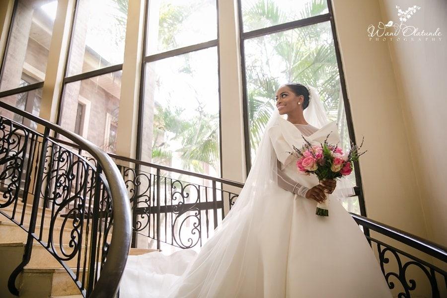 bride clear essence lagos wedding wani olatunde