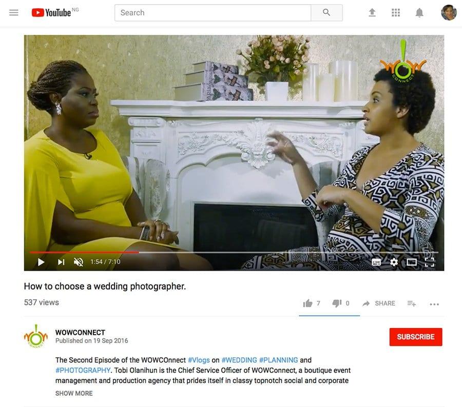 Wani Olatunde WOW Connect