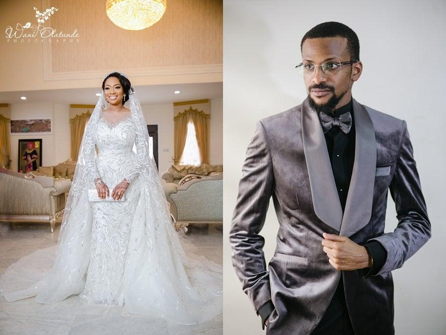 zuhair murad wedding dress wani olatunde