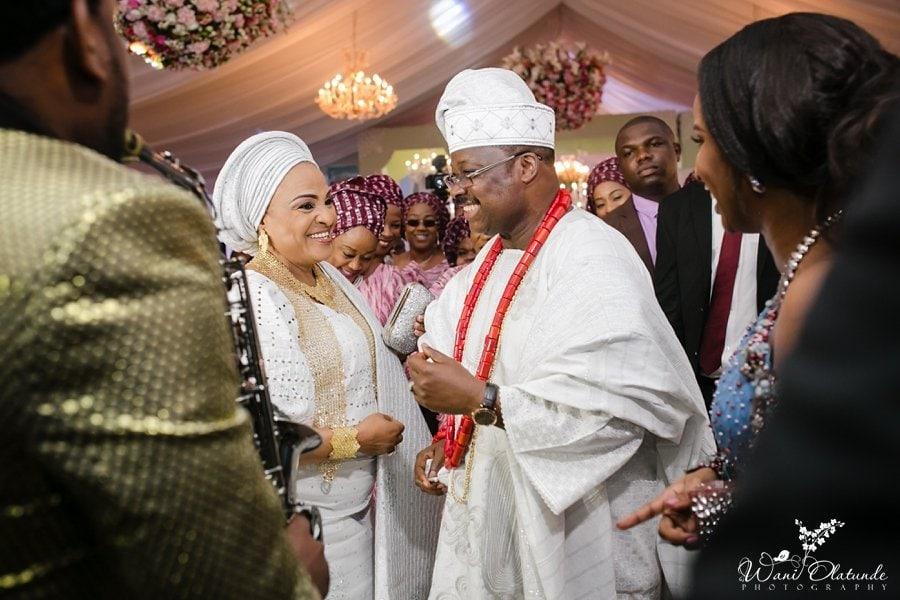oyo governor akimbo wedding faaji2018 wani olatunde