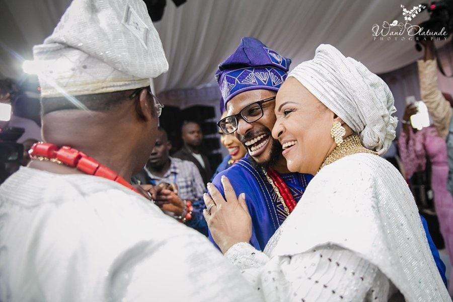 ajimobi son marrying faaji2018 wani olatunde