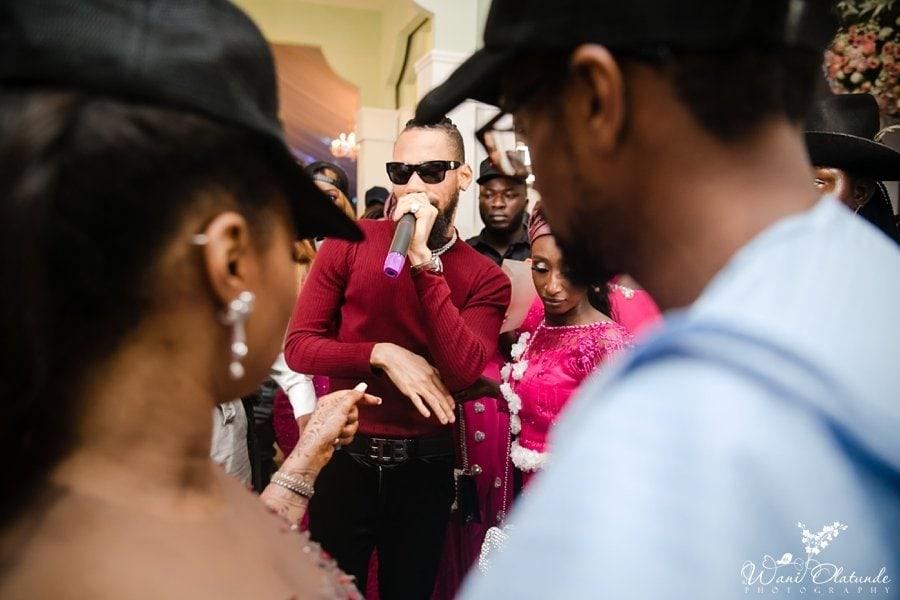 phyno performance ajimobi ganduje wedding ibadan faaji2018 wani olatunde