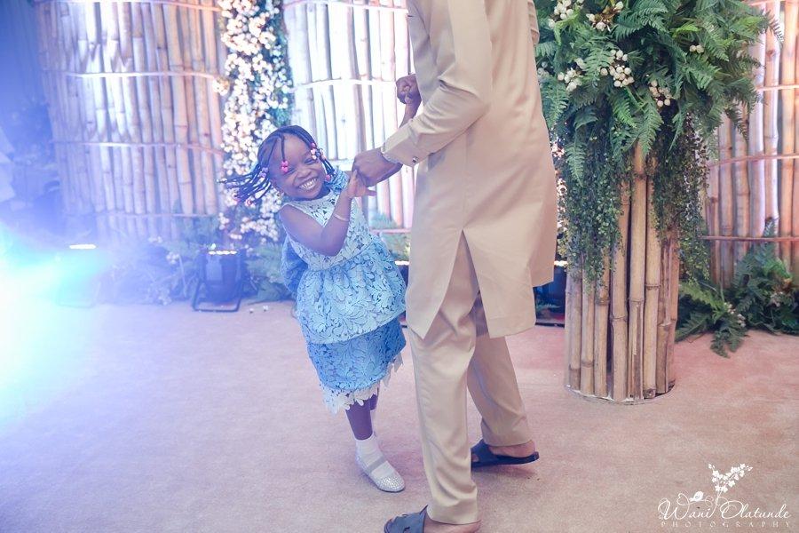 dancing fun yoruba traditional wedding wani olatunde