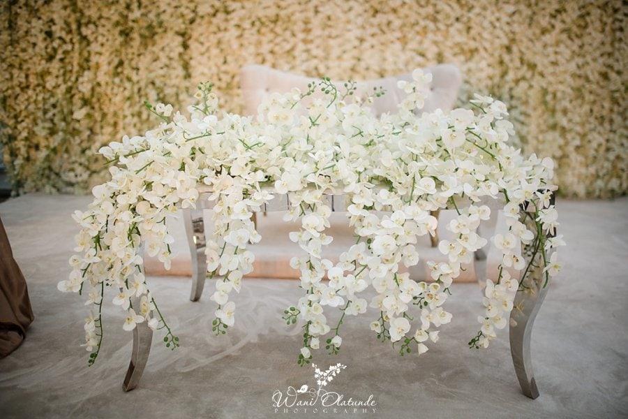 #Ayowa2018 SARAO DECOR white wedding lagos photographer wani olatunde