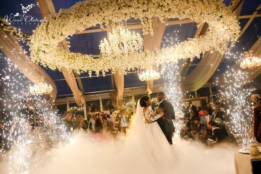 #Ayowa2018 white wedding lagos photographer wani olatunde special effects