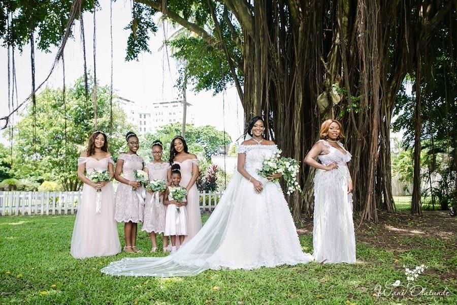 adebayo wedding lagos wani olatunde