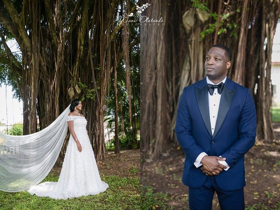 ritva westenius wedding wani olatunde