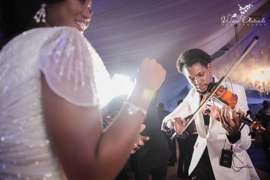 godwin strings lagos weddings wani olatunde