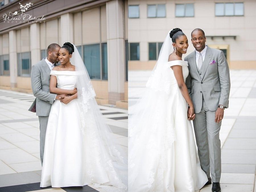 modeca bride nigerian bride wedding wani olatunde