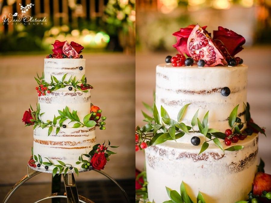 osibodu wedding saltlagos cake lagos wani olatunde