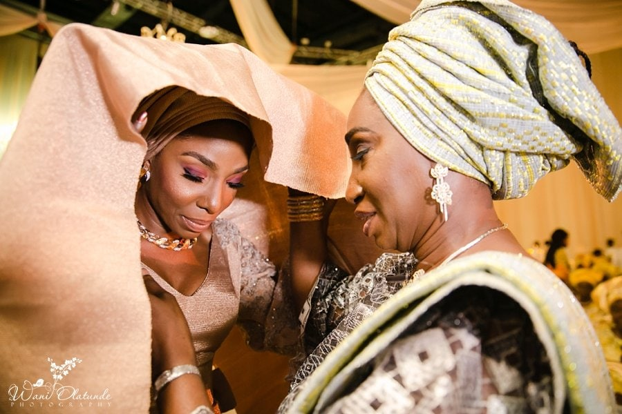 osibodu wedding landmark centre sarao decor lagos wani olatunde