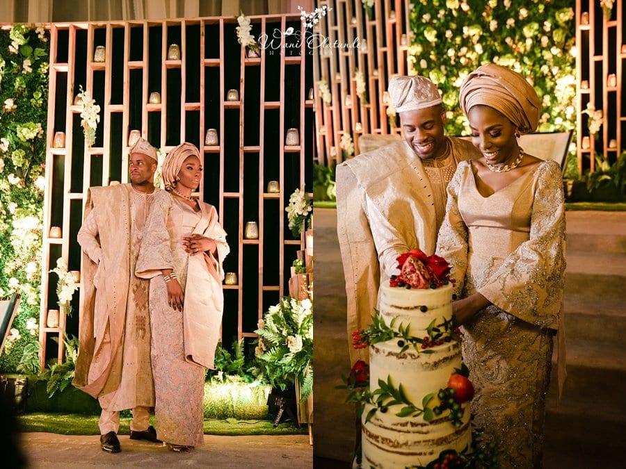 osibodu wedding landmark centre lagos wani olatunde