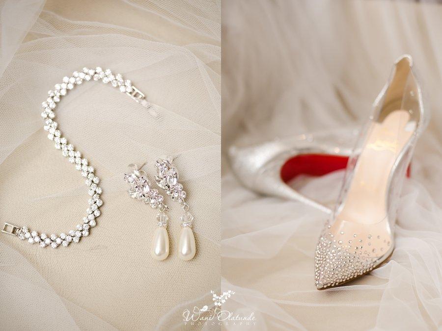christian louboutin wedding shoes wani olatunde