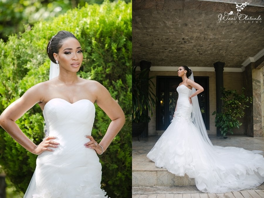 clear essence lagos bride wani olatunde