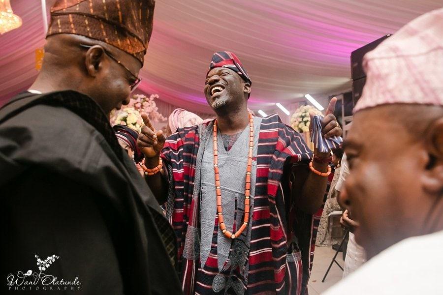 yoruba father harbour point wani olatunde