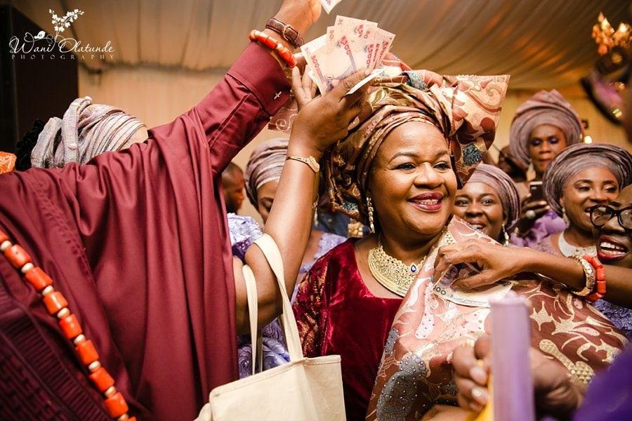 yoruba traditional wedding lagos wani olatunde