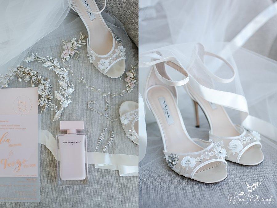 cream wedding details want olatunde