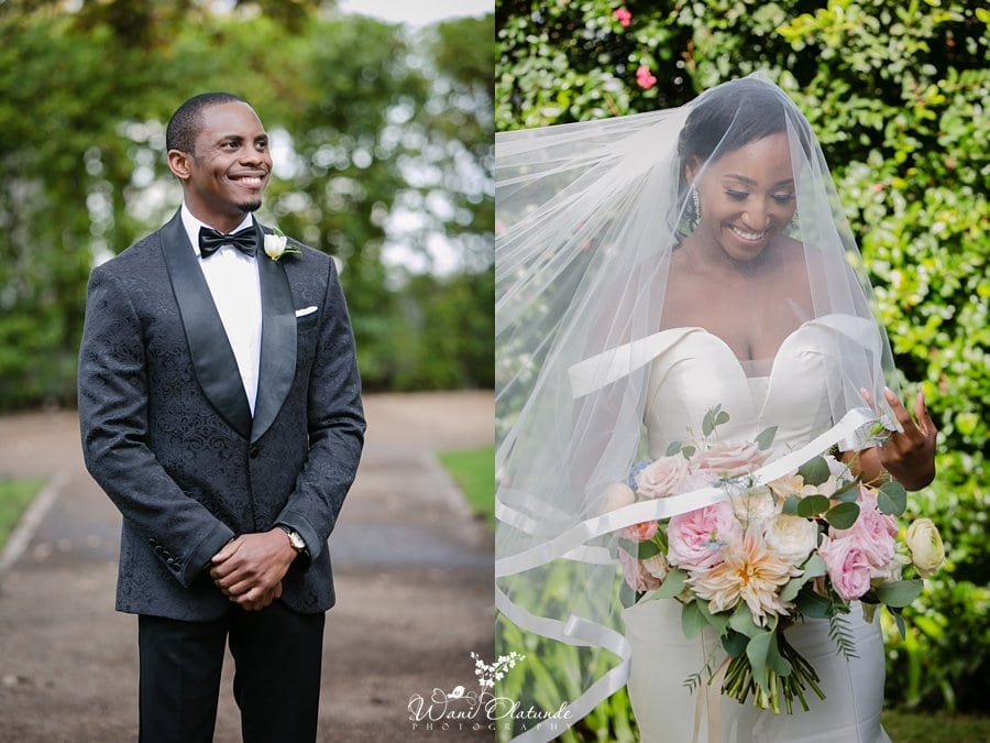 nigerian bride cape town wani olatunde