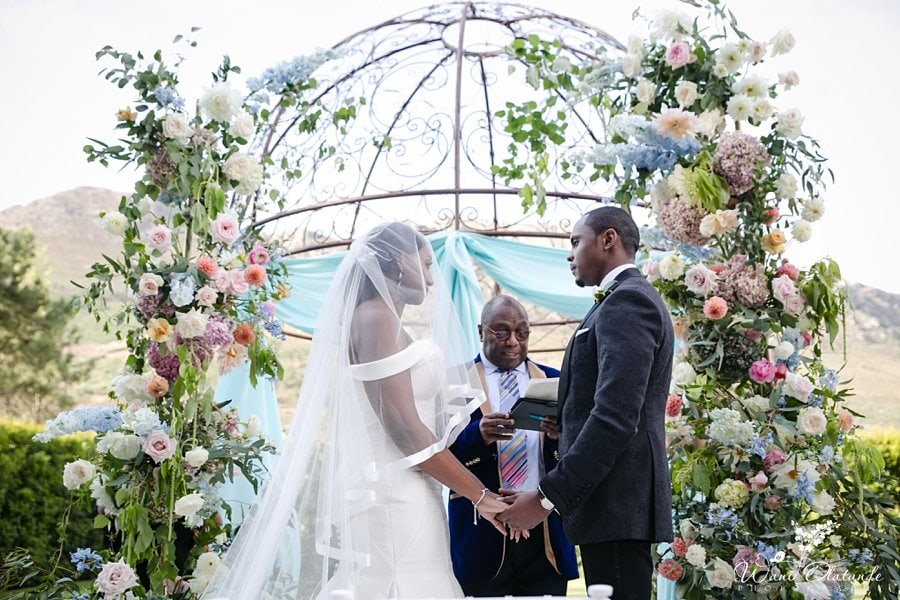 nigerian couple cape town wedding wani olatunde