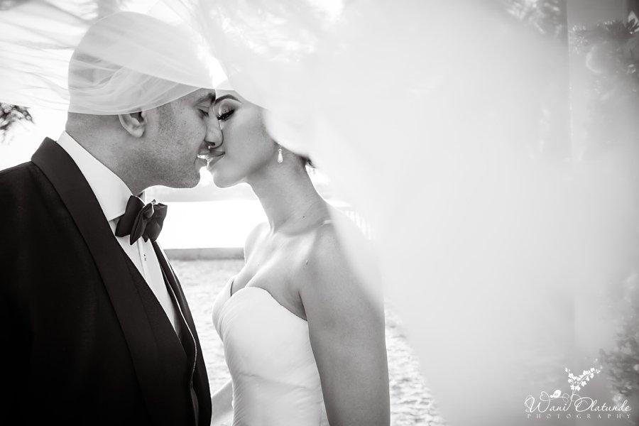 Bride Groom Couple Wedding Portraits Buckinghamshire Wani Olatunde